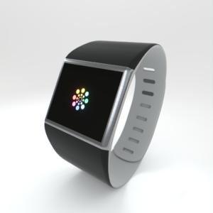 Motio HealthWear Watch